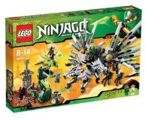 LEGO® Ninjago 9450 - Rückkehr des vierköpfigen Drachens