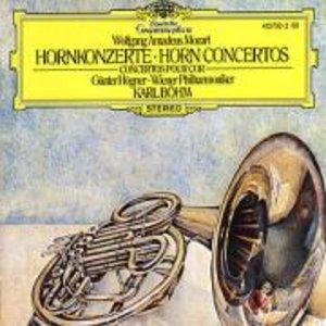 Sämtliche Hornkonzerte 1-4 (GA)