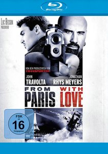 From Paris with Love BD