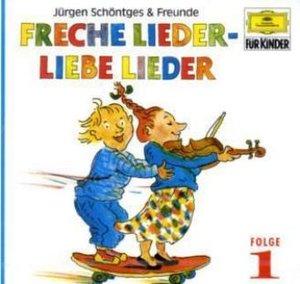 Freche Lieder-Liebe Lieder 1