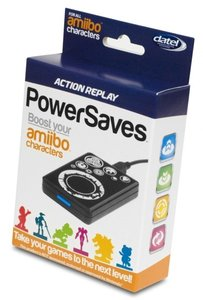 Action Replay PowerSaves für amiibo, Cheat- & Boost-Portal