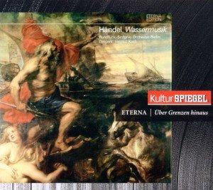 Wassermusik/Feuerwerksmusik(Kulturspiegel-Edition)