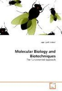 Molecular Biology and Biotechniques