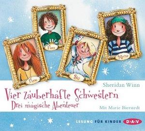 Vier zauberhafte Schwestern - Drei magische Abenteuer