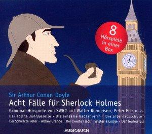 Acht Fälle Für Sherlock Holmes