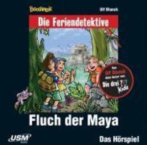 Feriendetektive: Fluch der Maya (Audio-CD)