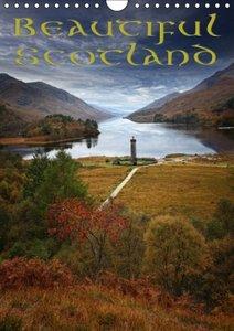 Beautiful Scotland / UK-Version (Wall Calendar 2015 DIN A4 Portr
