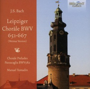 J.S.Bach: Leipziger Choräle BWV 651-667 (Weimarer
