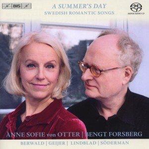 Ein Sommertag-schwedische romantische Lieder