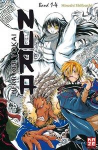 Nura - Herr der Yokai - Sammelbox 01