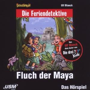 Feriendetektive: Fluch der Maya (Audio-CD)
