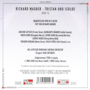 Tristan Und Isolde (Teil 1)