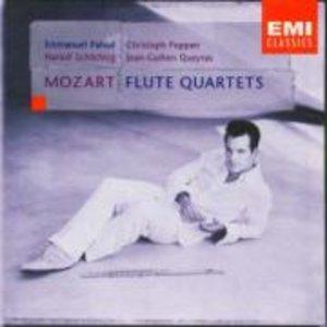 Flötenquartette K 285,A+B,298