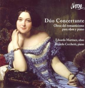 Duo Concertante: Romant.Stücke Für Oboe & Klavier