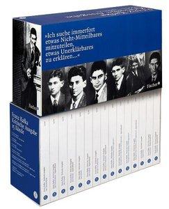 Kafka, F: Kritische Ausgabe/15 Bde