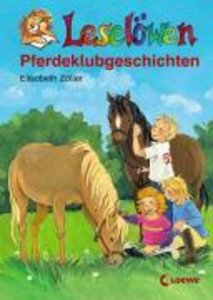 Leselöwen Pferdeklubgeschichten