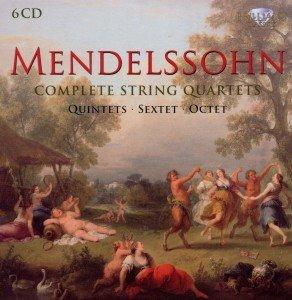 Mendelssohn: Sämtliche Streich Quartette,Quintets