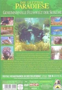 Die letzten Paradiese - Geheimnisvolle Flußwelt der Seekühe - Fl