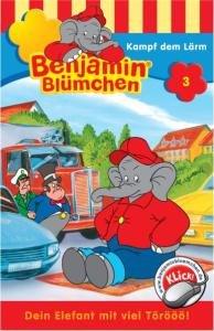 Benjamin Blümchen 003. Kampf dem Lärm. Cassette