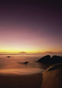 Inselglück auf den Seychellen (Posterbuch DIN A3 hoch)