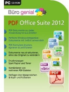 PDF Office Suite 2012 - Büro genial