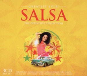 Salsa-Greatest Ever