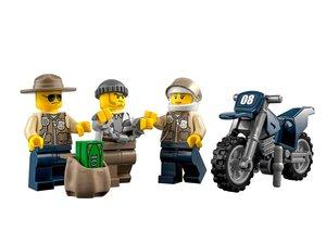 LEGO 60069 - City: Polizeiwache im Sumpf