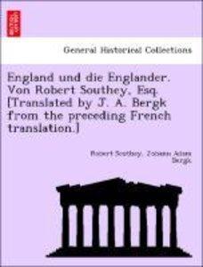 England und die Englander. Von Robert Southey, Esq. [Translated