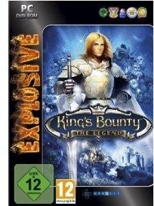 Explosive Kings Bounty: The Legend