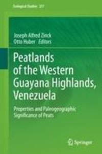 Peatlands of the Western Guayana Highlands, Venezuela