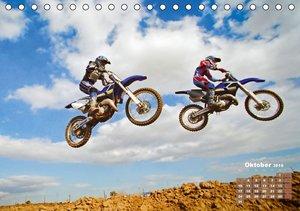 Akrobatik auf zwei Rädern: Motocross (Tischkalender 2016 DIN A5
