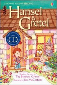 Hansel and Gretel. Book + CD