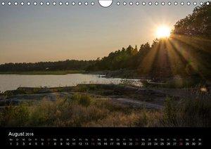 Wunderschönes Schweden (Wandkalender 2016 DIN A4 quer)