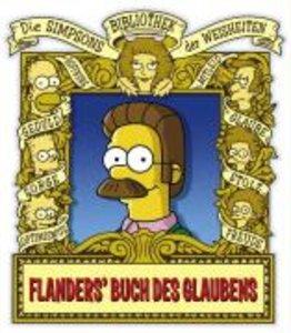 Die Simpsons Bibliothek der Weisheiten: Das Ned Flanders Buch de