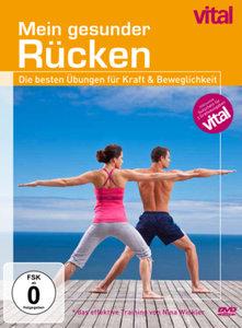 Vital-Mein gesunder Rücken-die besten Übungen für