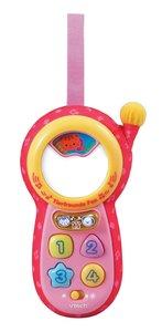 VTech Baby 111354 - Tierfreunde Fon, Pink