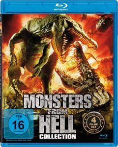 Monsters from Hell Collection / Blu-ray