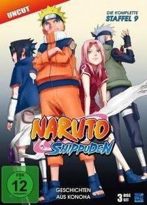 Naruto Shippuden - Staffel 09