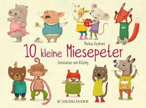 Sauerländer: 10 kleine Miesepeter