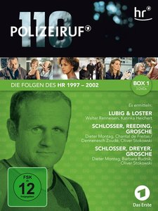 Polizeiruf 110-HR Box 1 (DVD)