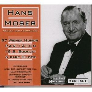 Hans Moser-Perlen Der Kleinkunst