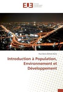 Introduction à Population, Environnement et Développement