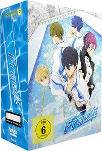 Free! - Box 1 (2 DVDs) + Sammelschuber [Limited Edition]