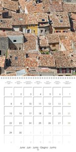Beautiful Provence (Wall Calendar 2015 300 &times 300 mm Square)