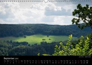 Harz-Photos/UK-Version (Wall Calendar 2015 DIN A3 Landscape)