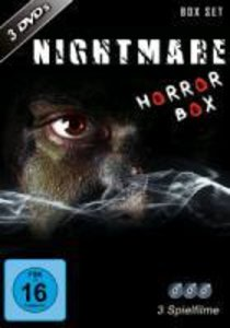 Nightmare Horror Box (3 DVD Box)