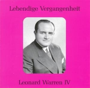 Leonard Warren IV