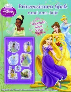 Disney: Activity Prinzessinnen-Spaß rund ums Jahr
