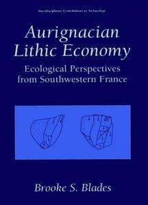 Aurignacian Lithic Economy