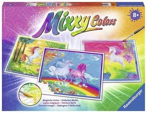 Ravensburger 29489 - Mixxy Colors, Aquarell, Welt der Einhörner